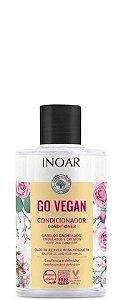 Inoar Go Vegan Condicionador Óleo de Rícino e Rosa Mosqueta 300ml
