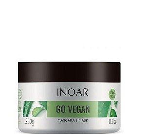 Inoar Go Vegan Mascara Aloe Vera e Babosa 250g