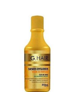 G.Hair Cachos Estilosos Creme de Pentear Cabelos Cacheados 250ml