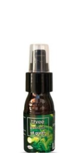 Three Therapy Pantovin Oil Green Vegano Óleo Capilar Orgânico 30ml