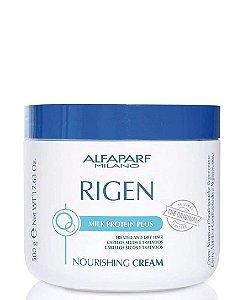 Alfaparf Rigen Milk Protein Plus Creme Nutritivo - Nutrição Capilar 500g