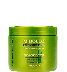 Alfaparf Midollo Di Bamboo Máscara Reconstrutora Pro-Concentrate 500ml