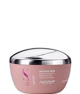 Alfaparf Semi Di Lino Moisture Nutritive Mask Máscara Capilar 200ml