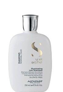 Alfaparf Semi Di Lino Diamond Illuminating Shampoo Sem Sulfato 250ml