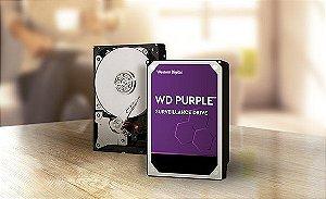 HD 1TB WD Purple™ Disco rígido para CFTV