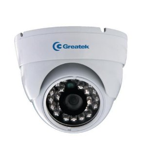 Camera Dome Interna Greatek Ahd 1000h 20m Lente 2.8mm - Segc-1026d