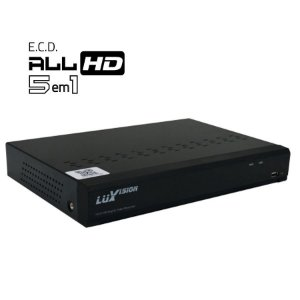 DVR Stand Alone All HD 5 em 1 Luxvision 16 Canais