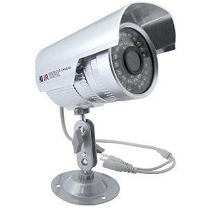 Camera Segurança Infra Vermelho Ccd Digital 36 Leds 700 Linh