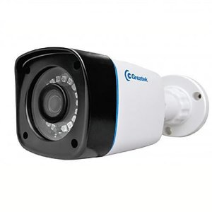 Câmera Externa Greatek Hdcvi Infravermelho 20 Metros 720p HD Lente 2,8mm