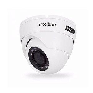 Câmera Dome Infravermelho Intelbras VHD 1120 D G3 HD 720p 2,8mm