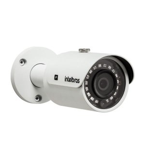 Câmera IP Bullet Infravermelho Intelbras VIP S 3020 1.0M 3,6mm