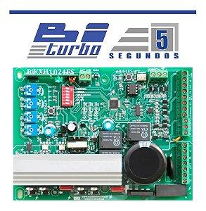 Placa Central Aceleradora BI KXH 1024 FS Bi-Turbo 5 Segundos - Rossi