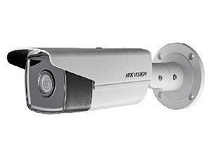 Câmera de Rede Bullet Fixa de 2 MP IR DS-2CD2T23G0-I5 / I8 HIKVISION