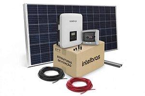 Gerador Fotovoltaico 4,95 kWp P/ Telhas em Gerais