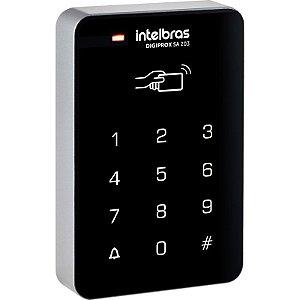 Controlador de acesso 125kHz Digiprox SA 203 - Intelbras