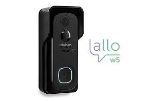 Videoporteiro Wi-Fi Allo w5 - Intelbras