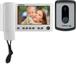 Kit Video Porteiro com Monofone IV 7010 HS - Intelbras