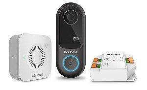 Video Porteiro Wi-Fi Allo w3+ - Intelbras