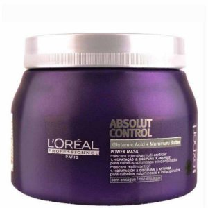L'Oréal Professionnel Absolut Control Power Mask - Máscara de Tratamento 500g
