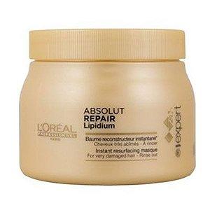 L'Oréal Professionnel Absolut Repair Cortex Lipidium Instant Reconstructing Masque - Máscara 500g