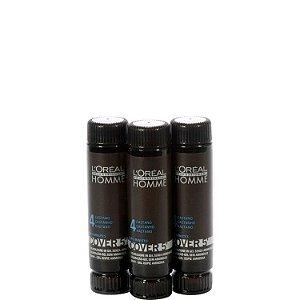 L'Oréal Professionnel Homme Cover 5 Castanho 4 - Coloração 3x50ml