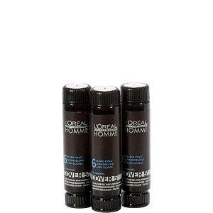 L'Oréal Professionnel Homme Cover 5 Louro Escuro 6 - Coloração 3x50ml