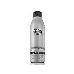 L'Oréal Professionnel Homme Grey - Shampoo 250ml