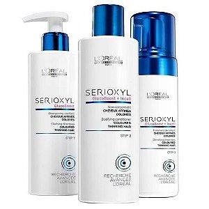 L'Oréal Professionnel SerioXYL  Kit contendo 3 Produtos