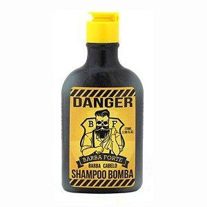 Barba Forte Danger Shampoo Bomba 170ml