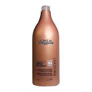 L'Oréal Professionnel Absolut Repair Pós-Química SOS Detox - Shampoo 1500ml