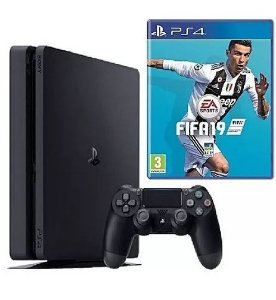 Console Sony Playstation 4 Slim 500gb (Por encomenda)