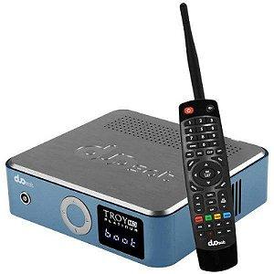 Receptor Duosat Troy HD Platinum Wifi