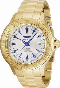 Relógio Invicta Pro Diver 2303 Banho Ouro Automático