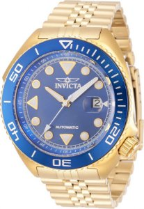 Relógio Invicta Pro Diver 30420 Banho Ouro Automático