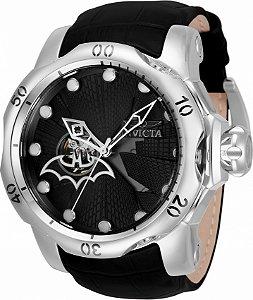 Relógio Invicta DC Comics batman 33816 Automático Cx 53.7mm