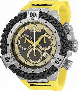Relógio Invicta Bolt Hércules 35579 Movimento Suíço Cx 53mm