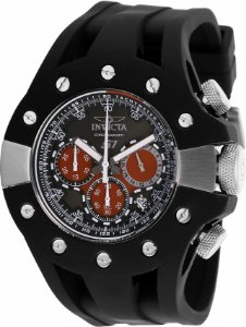 Relógio Invicta S1 Rally 28564 Mostrador Preto e Vermelho Cx 49mm