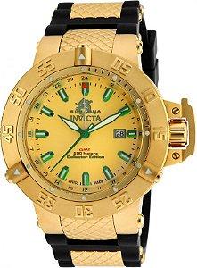 Relógio INVICTA Subaqua Noma III 13921 Edição Colecionador