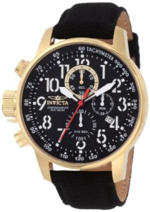 Relógio Invicta I-Force 1515 Banhado a Ouro 18k Cronógrafo