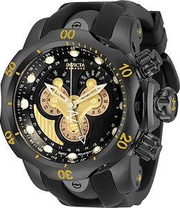 Relógio Invicta Reserve 32098 Venom Movimento Suíço Lançamento