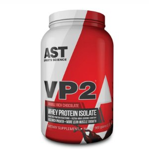 VP2 WHEY PROTEIN (908G) - CHOCOLATE - AST SPORTS SCIENCE
