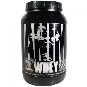 ANIMAL WHEY  (907G) - CHOCOLATE - UNIVERSAL NUTRITION