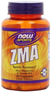 ZMA (90 CÁPSULAS) - NOW SPORTS