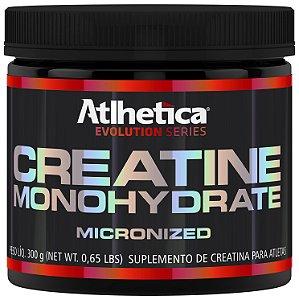 CREATINE MONOHYDRATE MICRONIZED (300G) - ATLHETICA