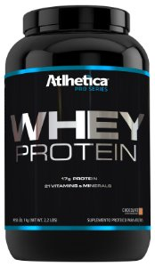 WHEY PROTEIN PRO SERIES (1KG) - CHOCOLATE - ATLHETICA