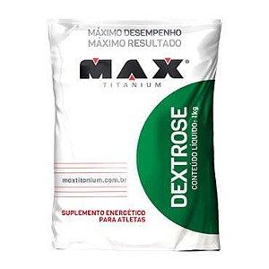 DEXTROSE (1KG) - SEM SABOR - MAX TITANIUM