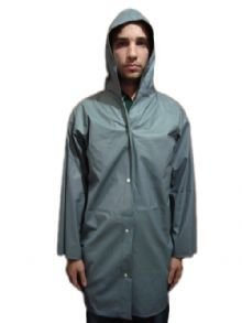 Capa de Chuva Cinza CA 28191