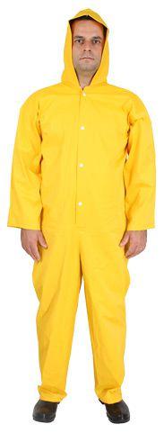 Macacão de PVC Amarelo CA 15473