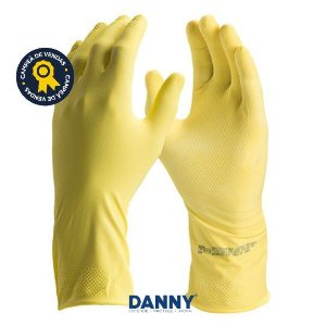 Luva Confort Latex Danny CA 15532