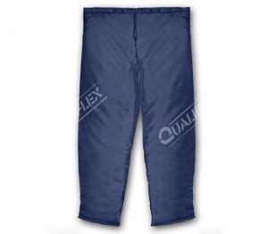 Calça de Nylon Térmica Azul Qualiflex CA 28668